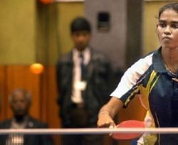 Lusofonia Games 2014: Shamini Kumaresan wins gold in table tennis