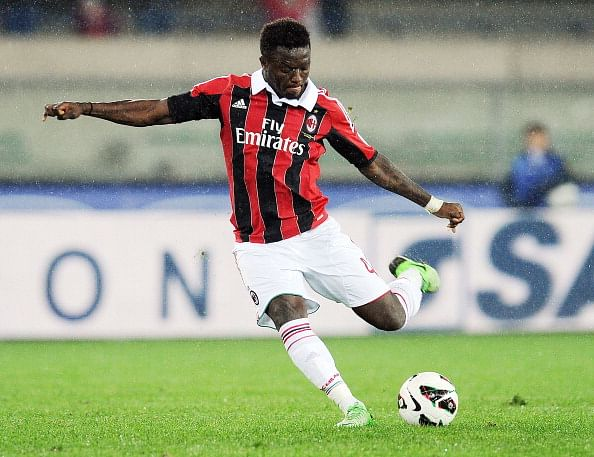 Rumour: Hull City plot ambitious bid for AC Milan midfielder Sulley Muntari