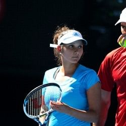 Sania Mirza confident of winning mixed doubles title at Roland Garros