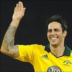Which team will buy Mitchell Johnson at the IPL auction this year?