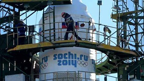 Russia to monitor Sochi Games from space