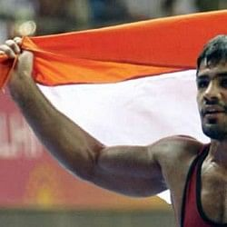 Double delight for Sushil Kumar, becomes father of twins