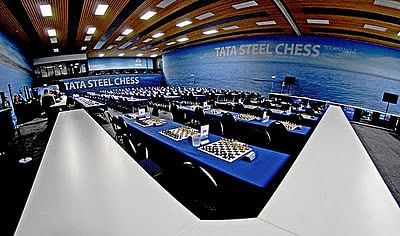 Tata Steel Chess Round 4: Levon Aronian leads