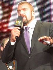Triple H talks about Brock Lesnar turning down Elimination Chamber, Title match on RAW and more