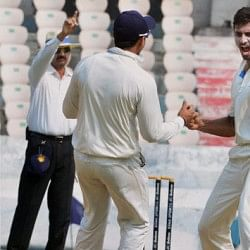 Karnataka aims to restrict Maharashtra to 320-350 in Ranji Trophy 2013-14 final, says Sreenath Aravind