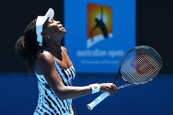 Venus Williams knocked out of Australian Open