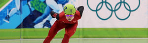 China's champion skater out of Sochi Games