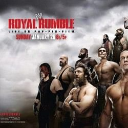 WWE Royal Rumble 2014: Live coverage and results, 26th January 2014