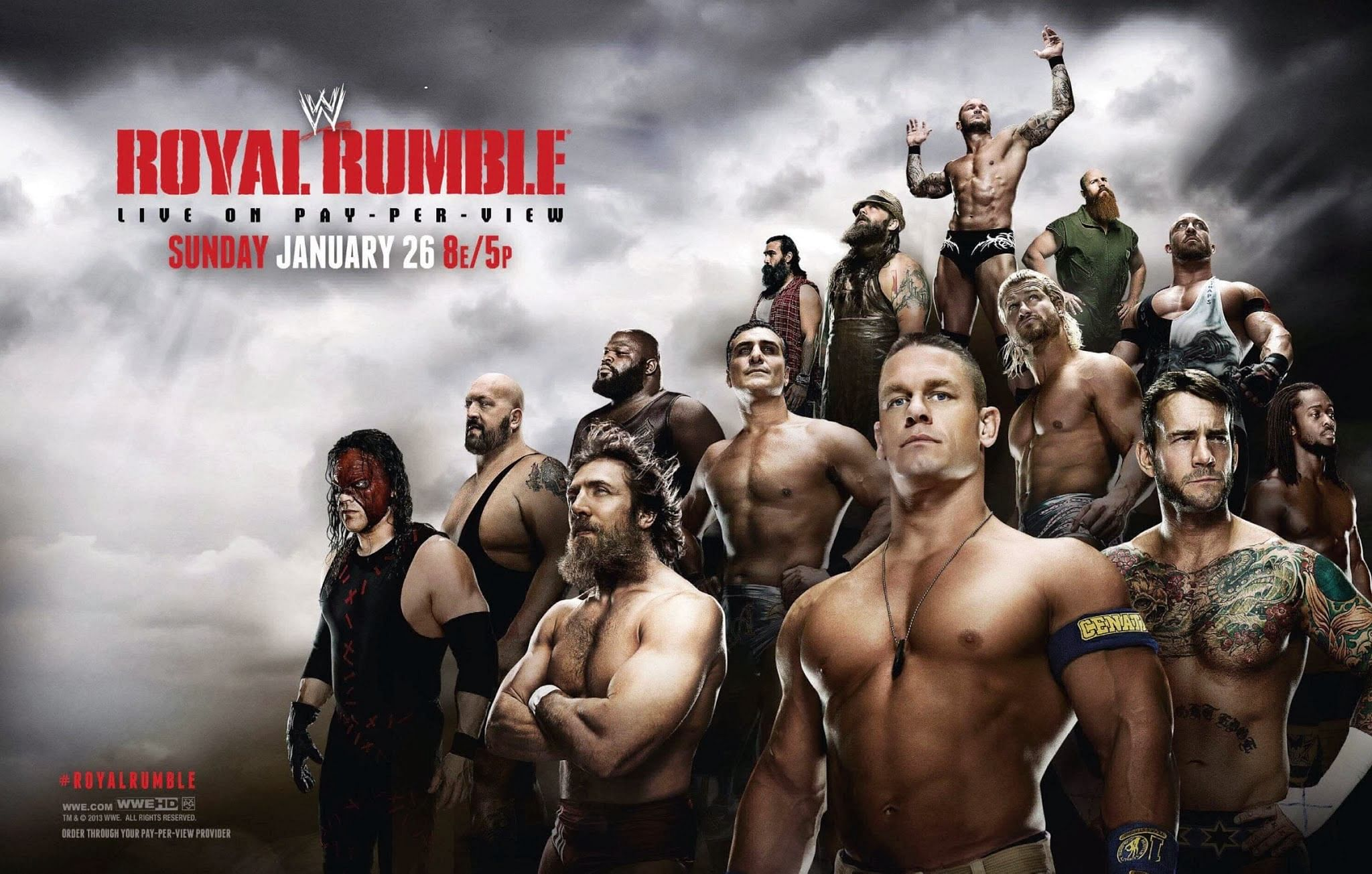 Rumour: Big matches confirmed for Royal Rumble