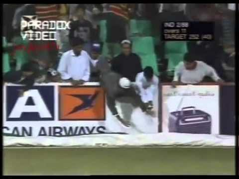 Video: Rahul Dravid's 84 against South Africa in 1997