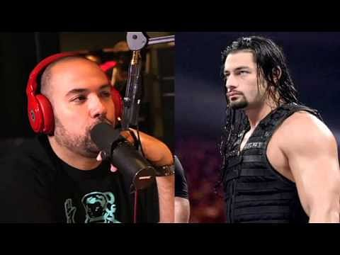 Roman Reigns talks about working with The Rock, Triple H, how he's related to Rock and Usos