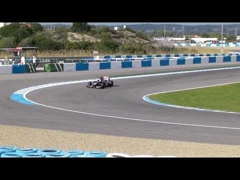 Video: F1 Jerez testing sound comparison between 2014 and 2013