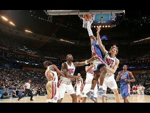 Video: Top 10 All-time Dunks in NBA All Star Game history