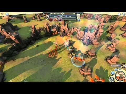 Age of Wonders III Archdruid Gameplay