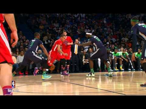 Video: 2014 NBA All-Star game top 10 plays
