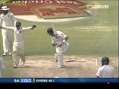 Video: Shakib Al Hasan's 11 wickets vs South Africa in 2008