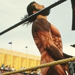 The only blemish in the 21-0 WrestleMania streak of The Undertaker