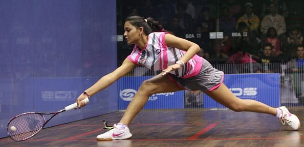Dipika Pallikal enters World Squash pre-quarters