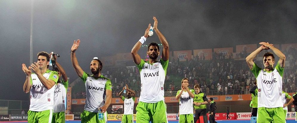 Hockey India League: Delhi Waveriders beat Kalinga Lancers 4-3 in a close contest