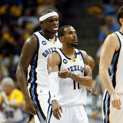 NBA 2013-14: Memphis Grizzlies making a quiet but impressive push for the Playoffs