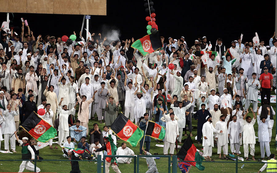 Afghanistan cricket: Rise of a war-torn nation