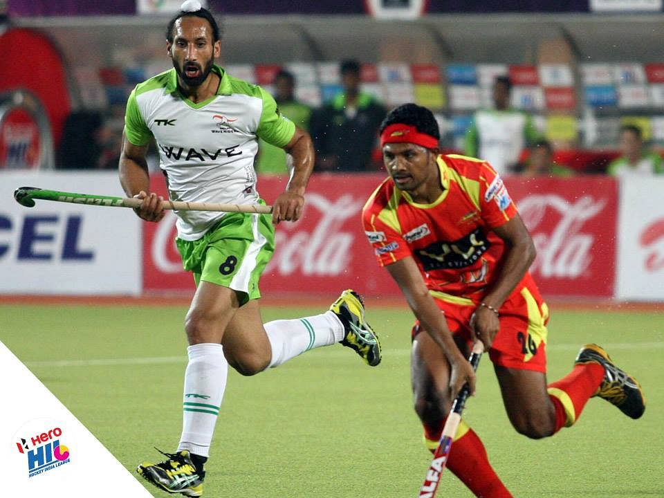 Delhi Waveriders all set for home clash against Ranchi Rhinos tomorrow