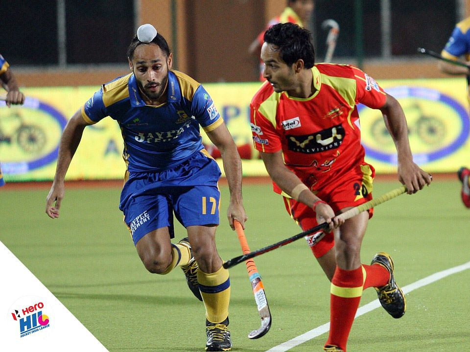 Teams set for Hockey India League semifinals
