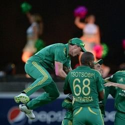 South Africa reveal new kit for ICC T20 World Cup