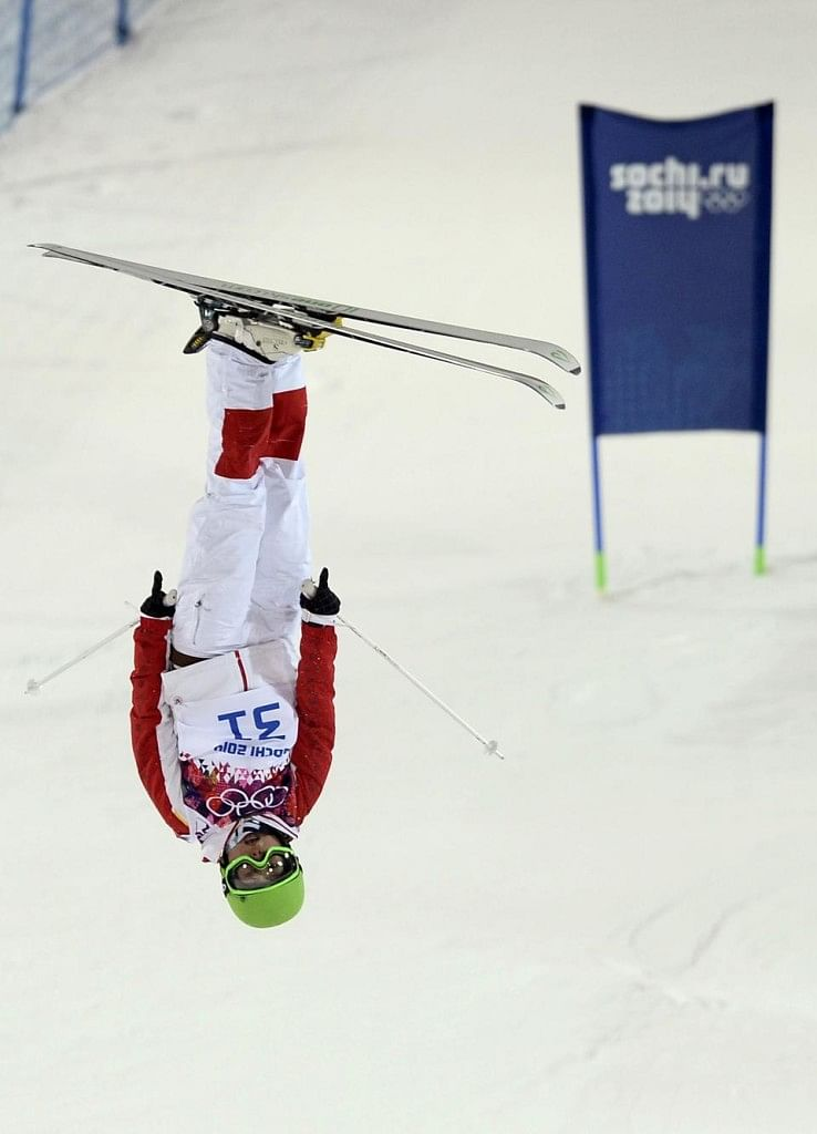 Winter Olympics 2014: China's Olympics: Day -1