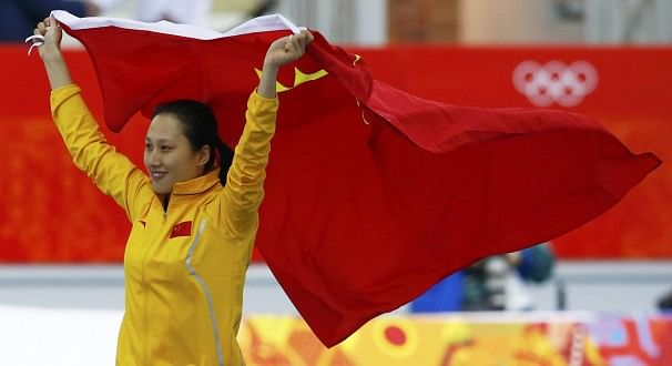 China takes another shot at aerial gold in Sochi