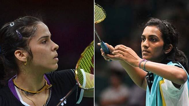 Saina Nehwal and P V Sindhu seek All England glory