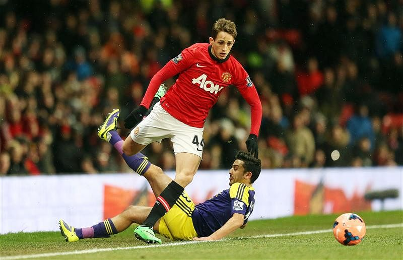 Rumour: Manchester United's Adnan Januzaj to snub England for home nation?