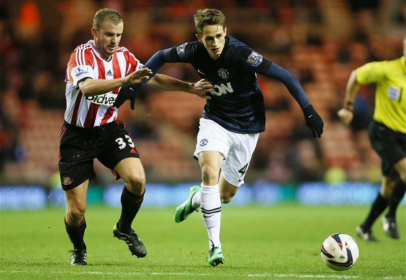 Rumour of the Day: PSG to bid £40m for Manchester United midfielder Adnan Januzaj