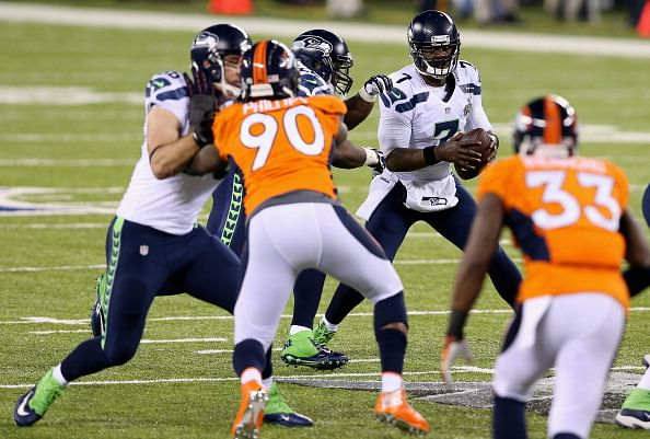 Super Bowl Sunday brings USA to a standstill as Seattle Seahawks crush Denver Broncos