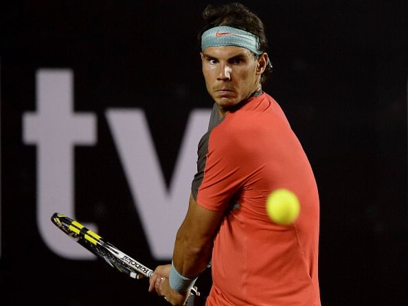 Rio Open 2014: Rafael Nadal vs Albert Montanes - As it happened