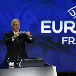 Euro 2016 Qualifying Draw Report