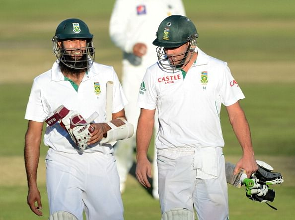 Hashim Amla climbs to number 2 in ICC Test rankings, AB de Villiers still top