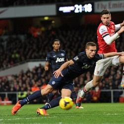 Arsenal 0-0 Manchester United : Five Talking Points