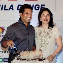 Sachin Tendulkar recollects writing letters to Anjali during his playing days