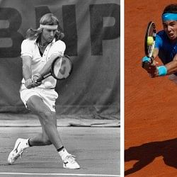 Rafael Nadal vs Bjorn Borg: Who is the greatest claycourt player of all time?