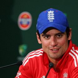 Satire: We are number one in the world, says Alastair Cook