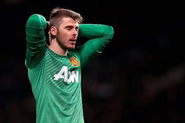 Manchester United's David De Gea set to extend his contract until 2018