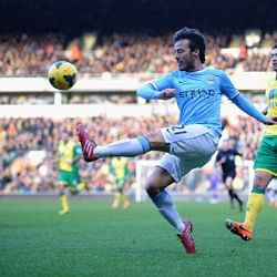 David Silva: The least talked-about nimble left-footed player