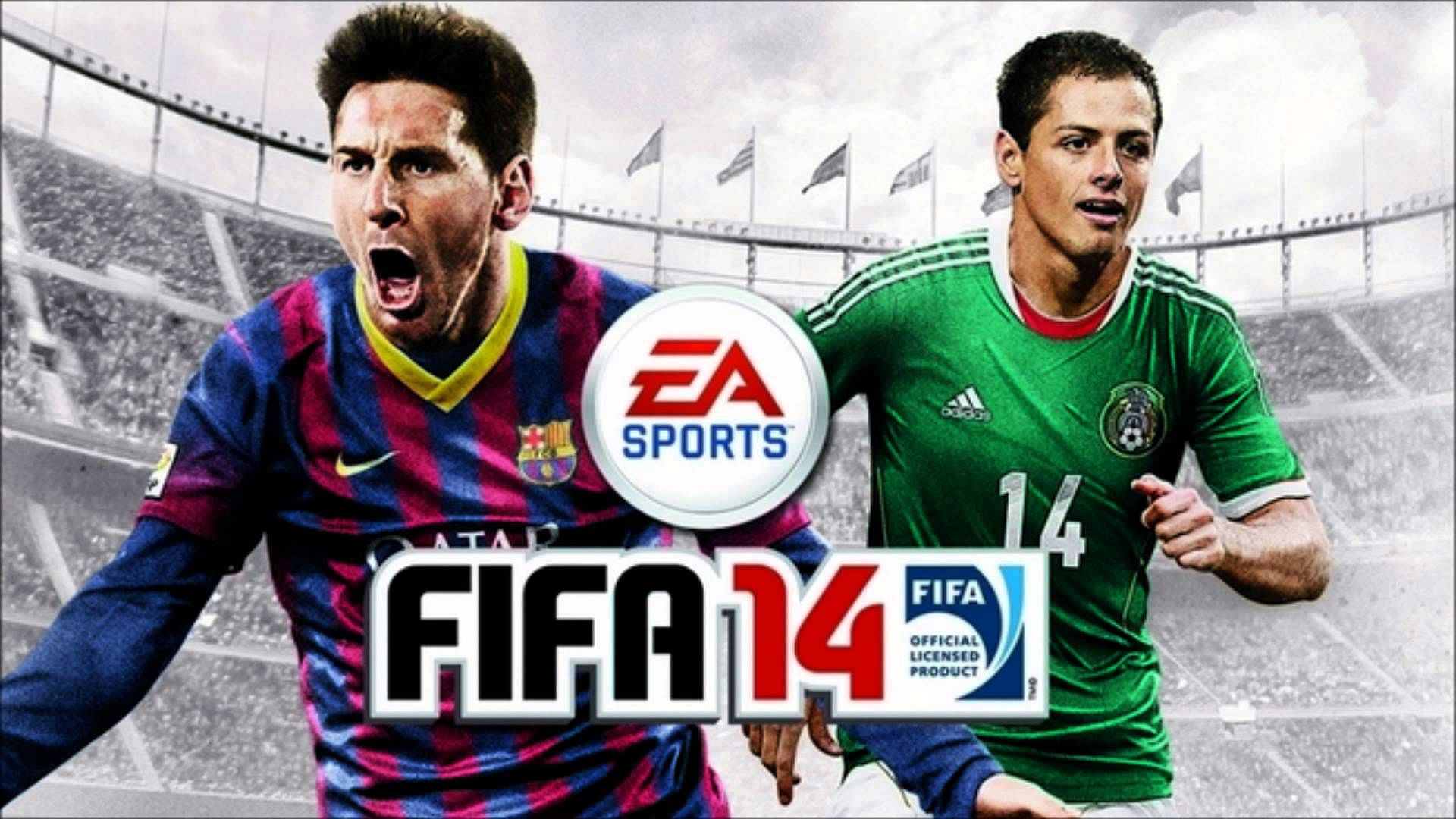 Video: FIFA 14 best goals - Part 18