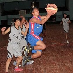 CCRC gun down Trinity to win Nepal inter-college basketball tournament