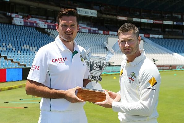 South Africa vs Australia 2014: Will Australia's luck will run out in Africa?