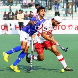 Mumbai Magicians stun Uttar Pradesh Wizards 3-2 to register second win in HHIL 2014