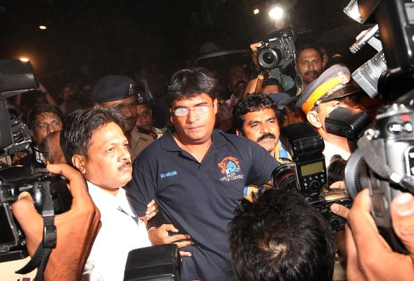 Gurunath Meiyappan found guilty of betting and passing information by Mudgal Committee report