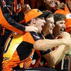Perth Scorchers crowned BBL champions; Marsh Brothers destroy Hobart Hurricanes