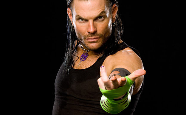 Jeff Hardy to return as 'Willow'